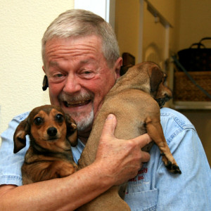 Barry and dogs2