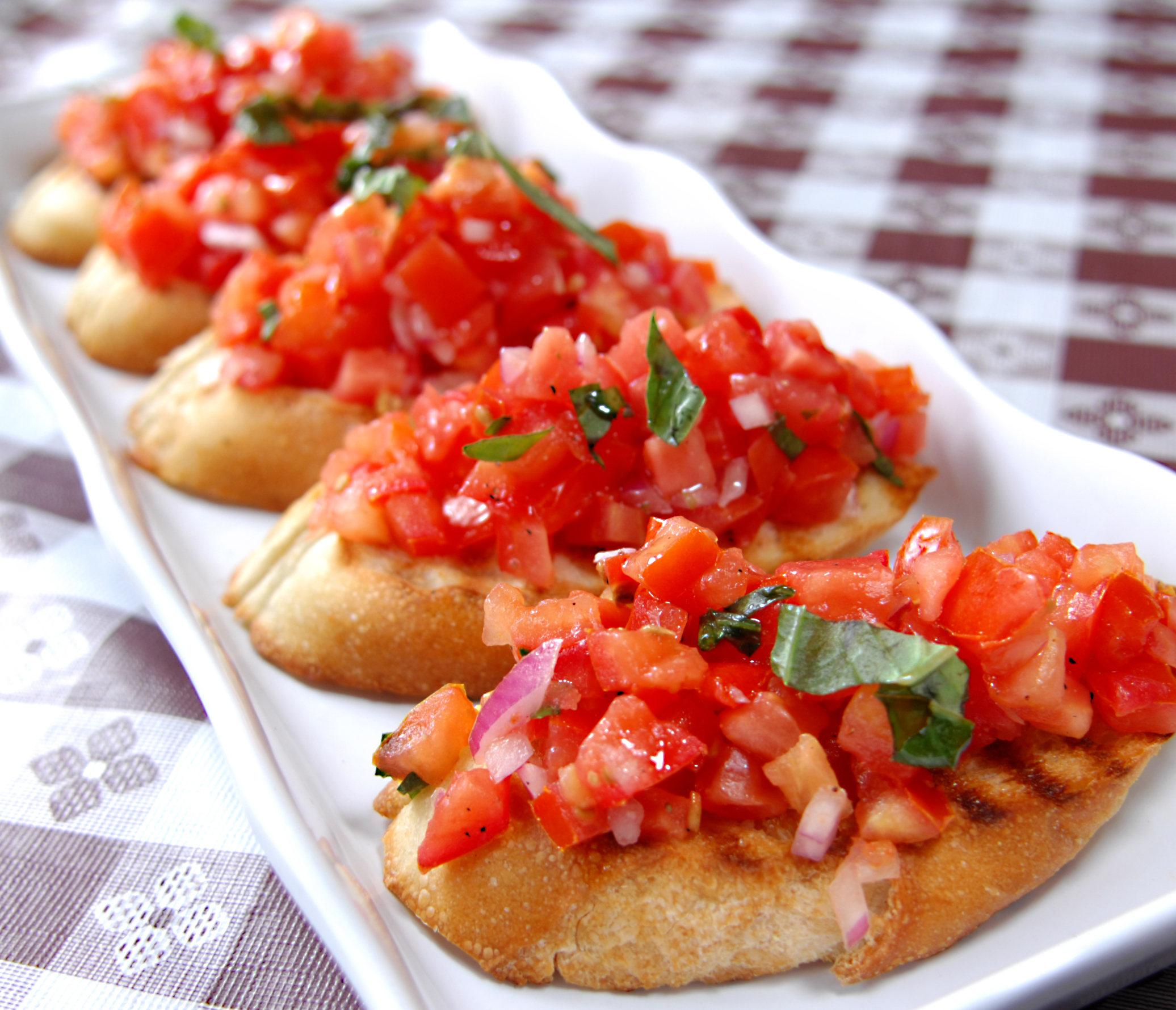 Birch Community Services | Bruschetta - Birch Community Services