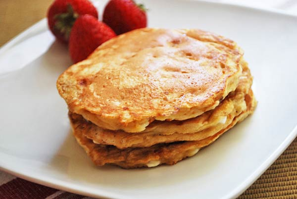 Cottage Cheese Pancakes - Birch Community Services